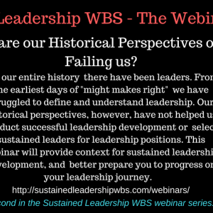 Why Historical Theories on Leadership Are Not Predictive